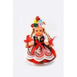 Lalka Krakowianka 16 cm