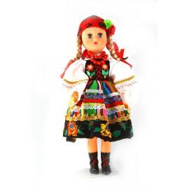 Lalka Łowiczanka 30 cm