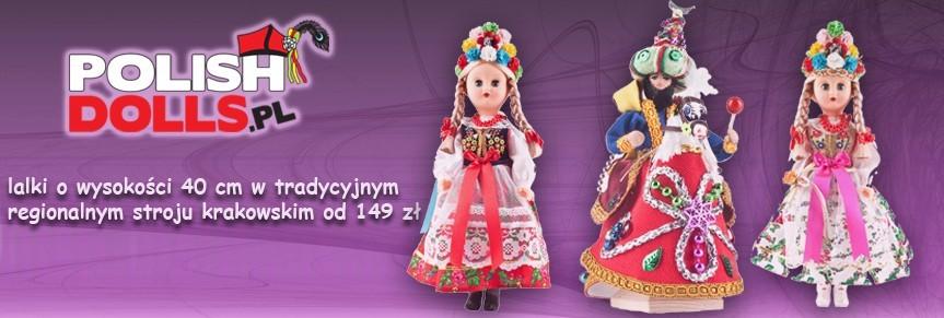 PolishDolls.pl - sklep z polskimi lalkami regionalnymi.